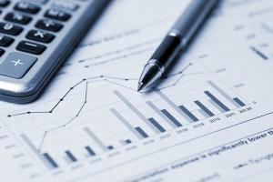 Brian Marino, CPA Business Services bar graph pen calculator